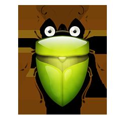 Beetle Frenzy groen