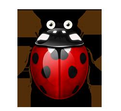 Beetle Frenzy ladybug