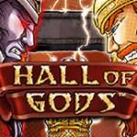 Win jij de Hall of Gods jackpot van meer dan 4,3 miljoen?