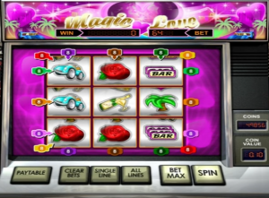 Magic Love screenshot