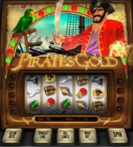 pirates gold screenshot