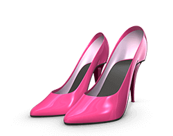 wild_eighties_symbol_Pumps