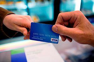 Visa betalen