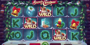 Preview van de Netent videoslot Secrets of Christmas