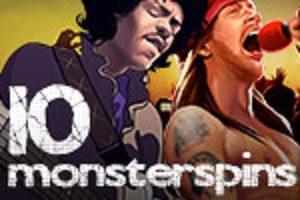 10 monsterspins voor een Netent Rocks gokkast bij Free Spins casino