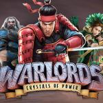 Speel de nieuwe Netent slot Warlords bij Polder casino met 70 free spins