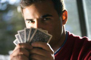 Casino Hold'em pokerspeler