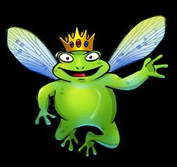 super_lucky_frog_symbol_frog