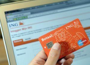 Bankoverschrijving online betalen