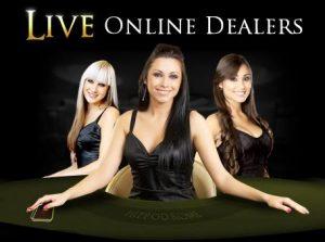 Live casino NetEnt dealers