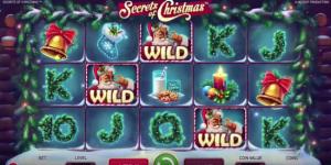 Preview van de Netent videoslot Secrets of Christmas