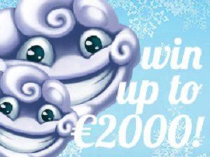 Win een bonus tot 2000 euro op de Netent slot Flowers bij Klaver casino